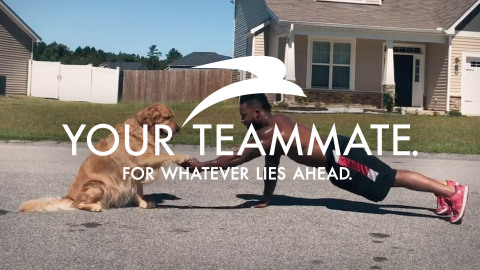 """Photo caption: Symetra strikes a heartwarming note in new consumer advertising set to run throughout the upcoming holiday season. Narrated by WNBA star Sue Bird, """"Teammates"""" features an uplifting collage of everyday moments that illustrate the many ways we rely upon one another for support through life's daily challenges and affirms Symetra's commitment to do the same for its customers. Tagline: """"For over 60 years, Symetra Life Insurance Company has been committed to helping make the future feel a little less uncertain. So, if you're working to build a better future for yourself, your family or your world, keep working and keep moving forward because we've got your back."""" Photo Credit: Copacino Fujikado, Seattle"""