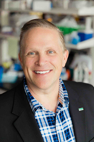 David Bearss, PhD, senior managing director, University of Utah Therapeutic Accelerator Hub (U2TAH) (Photo: Business Wire)