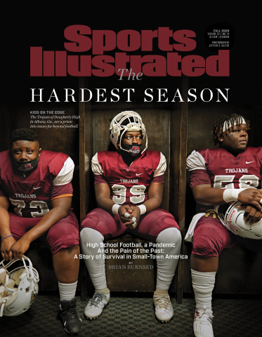 Sports Illustrated's Fall edition tells the remarkable story of the Dougherty High School football team in Albany, Ga. (Graphic: Business Wire)