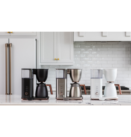 Line-Up of New, CAFÉ™ Specialty Drip Coffee Maker in Three Finishes (Photo: Business Wire)
