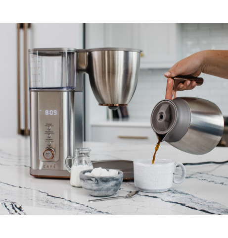"""The CAFÉ™ Specialty Drip Coffee Maker is Certified by the Specialty Coffee Association to Brew a """"Gold Cup"""" of Coffee (Photo: Business Wire)"""
