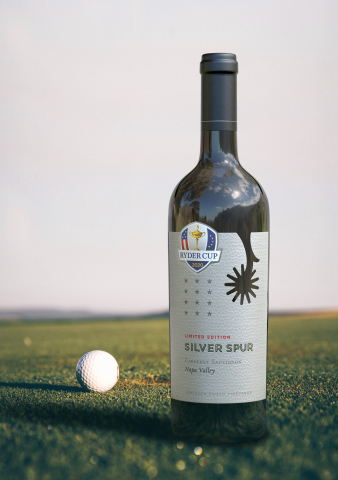WX Brands and the PGA of America have joined forces to produce a series of limited-edition wines in celebration of one of the premier sporting events in the world – the Ryder Cup. An ideal gift for the wine and/or golf enthusiast this holiday season, the first release in this one-of-a-kind collection is the 2017 Silver Spur Napa Valley Limited-Edition Cabernet Sauvignon ($34.99), which is available for purchase now at Revel Wine. (Photo: Business Wire)