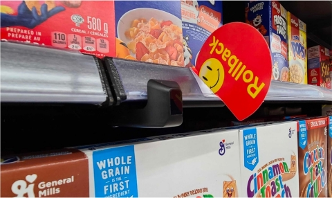 Walmart Canada is expanding their partnership with Focal Systems. Focal deploys shelf cameras throughout the store to provide automated detection of out-of-stocks, low inventory and planogram compliance which drives higher on-shelf availability and operational efficiency. (Photo: Business Wire)
