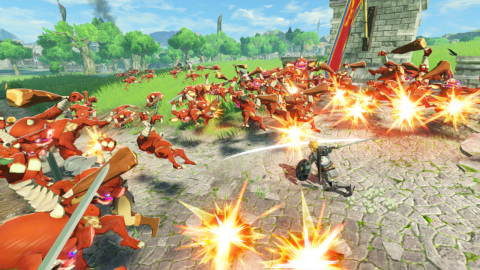 Hyrule Warriors: Age of Calamity will be available on Nov. 20. (Graphic: Business Wire)