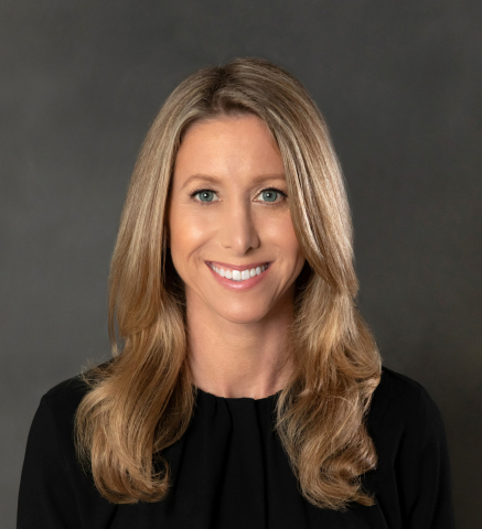 Catherine Frymark, Executive Vice President of Corporate Communications, Mattel (Photo: Business Wire)