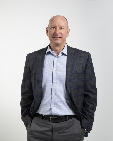 Ergotron's Joe Coughlin is recognized as a 2020 CFO of the Year honoree. (Photo: Business Wire)