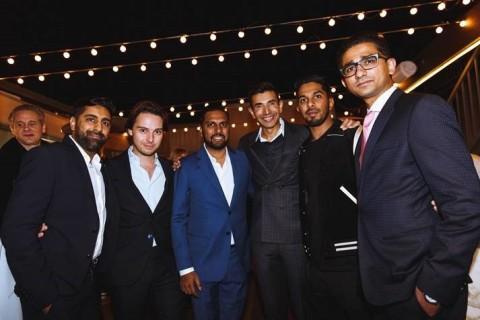ZT Corporate and West Coast partners: Nuruddin Ali, Edoardo Piscopo, Max Baker, Taseer Badar, Huzaifa Abubaker, Sheheryar Shah (Photo: Business Wire)