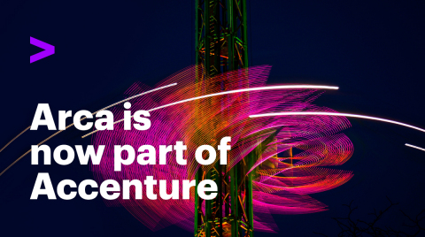 Accenture has acquired Arca. (Photo: Business Wire)