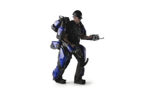Sarcos Robotics Named to TIME's List of 100 Best Inventions of 2020 for its Guardian XO Full-Body, Powered Industrial Exoskeleton (Photo: Business Wire)