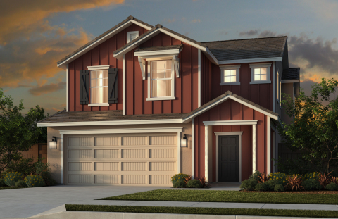 KB Home announces the grand opening of Enclave at Folsom Ranch, its latest new-home community in highly desirable Folsom, California (Photo: Business Wire)