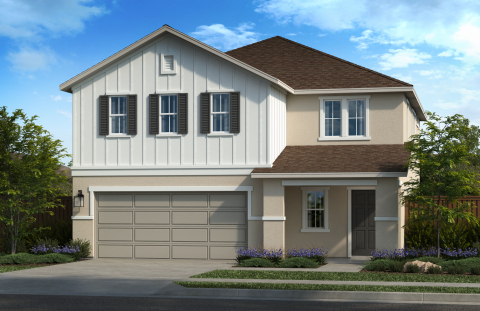 KB Home announces the grand opening of Heritage at Mitchell Village, its newest master-planned community in Citrus Heights, California, priced from the $440,000s. (Photo: Business Wire)
