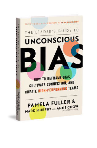 FranklinCovey and Simon & Schuster Launch New Book, The Leader's Guide to Unconscious Bias: How to Reframe Bias, Cultivate Connection, and Create High-Performing Teams (Photo: Business Wire)