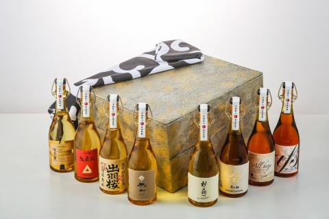 """The new product """"Toki no Shirabe"""" set (Photo: Business Wire)"""