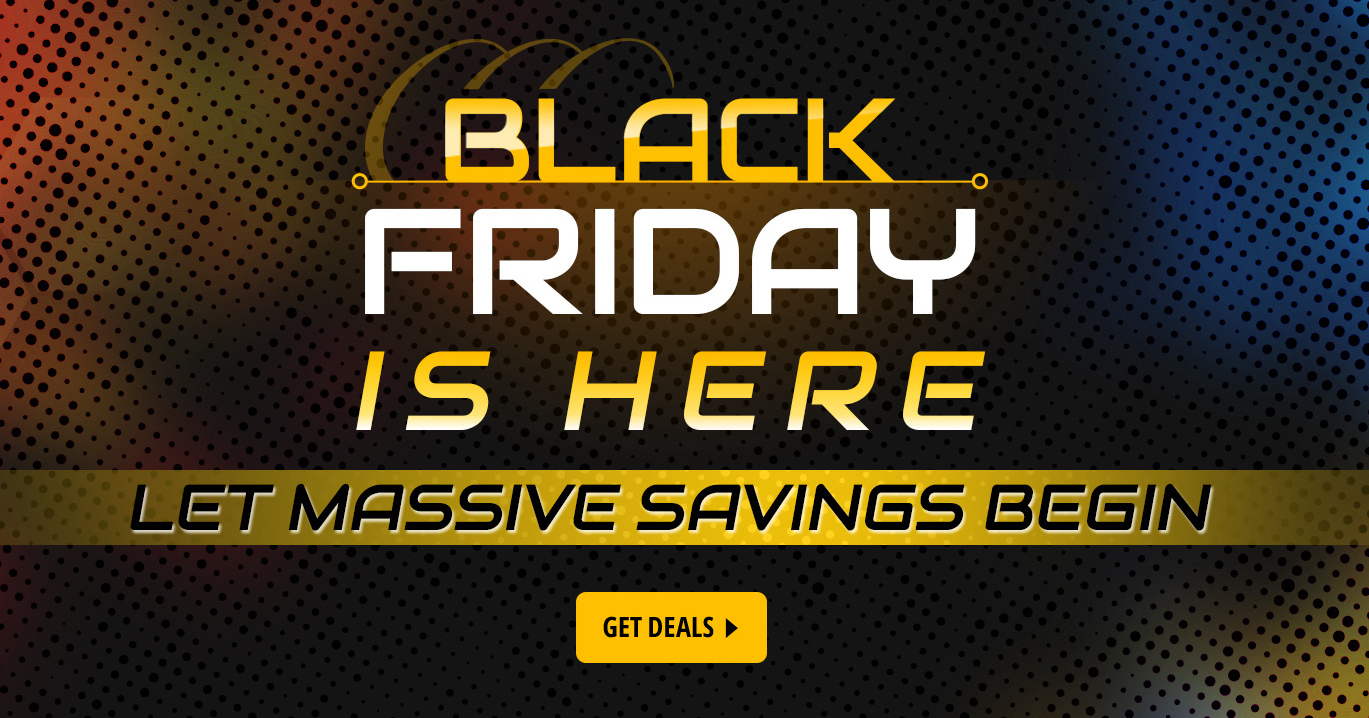 Newegg Kicks Off Black Friday Savings