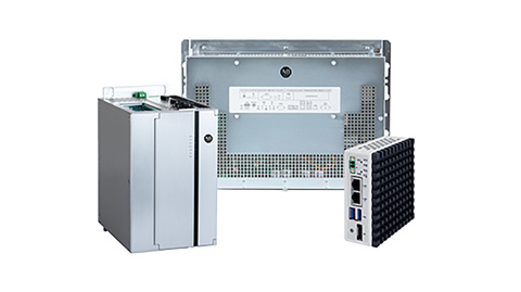 VersaView 6300 industrial PCs (Photo: Business Wire).