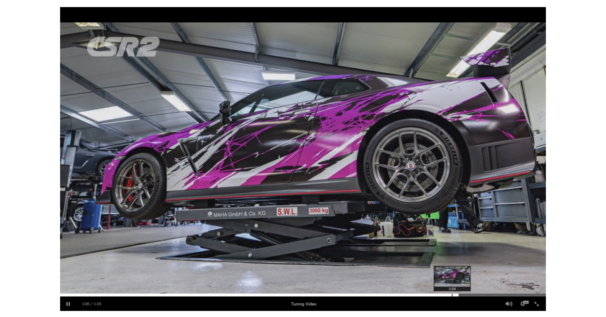 Zynga and Automotive Tuner Liberty Walk Launch One-Of-A-Kind Design Competition for CSR Racing 2's New Elite Tuners Feature - Business Wire