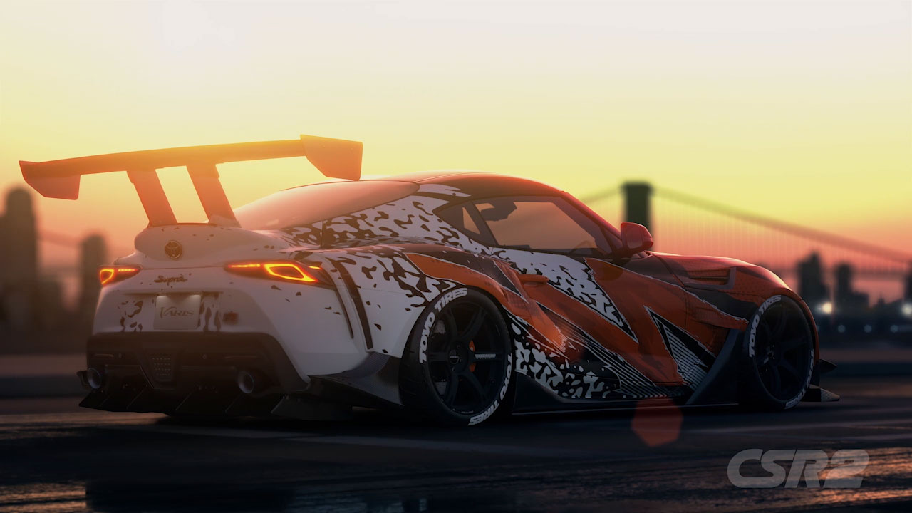 Zynga and Automotive Tuner Liberty Walk Launch One-Of-A-Kind Design Competition for CSR Racing 2's New Elite Tuners Feature
