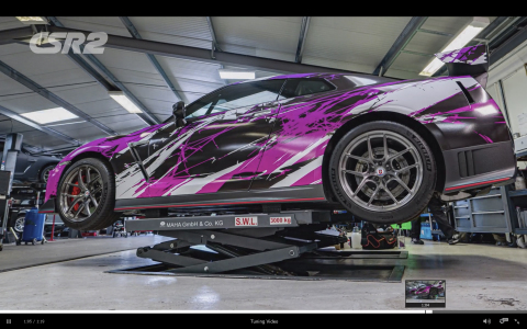 Zynga and Automotive Tuner Liberty Walk Launch One-Of-A-Kind Design Competition for CSR Racing 2's New Elite Tuners Feature (Photo: Business Wire)
