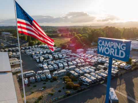 Camping World RV SuperCenter (Photo: Business Wire)