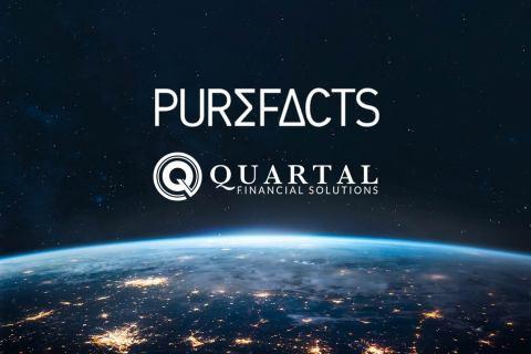 PureFacts Financial Solutions übernimmt Quartal Financial Solutions (Graphic: Business Wire)