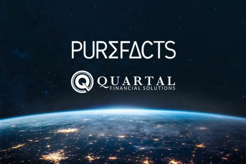 PureFacts Financial Solutions acquiert Quartal Financial Solutions  (Graphic: Business Wire)
