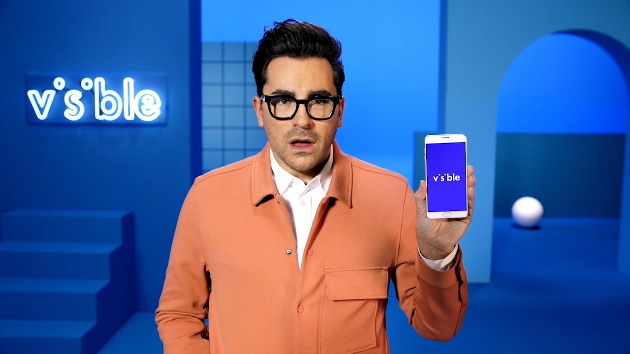Dan Levy for Visible