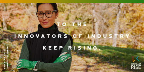 Today, the next phase of Comcast RISE, the multi-year, multi-faceted initiative launched in October to help strengthen small businesses hard hit by COVID-19, opens up eligibility to include Black, Indigenous, and People of Color (BIPOC)-owned, small businesses. (Photo: Business Wire)