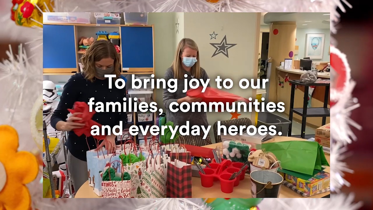 Michaels is Calling On #DifferenceMakers to Creatively Spread Holiday Cheer.