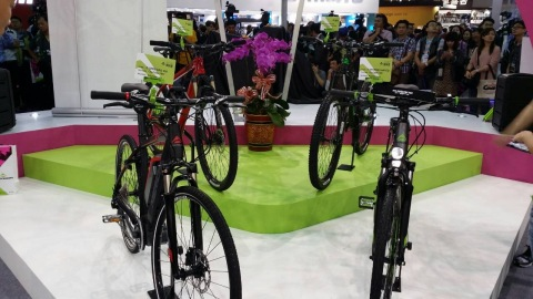 Merida's e-bikes have received the Taiwan Excellence Silver Quality Award in consecutive years. (Photo: Business Wire)