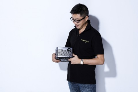 XGIMI Technology Founder Mr. Zhong Bo (Photo: Business Wire)