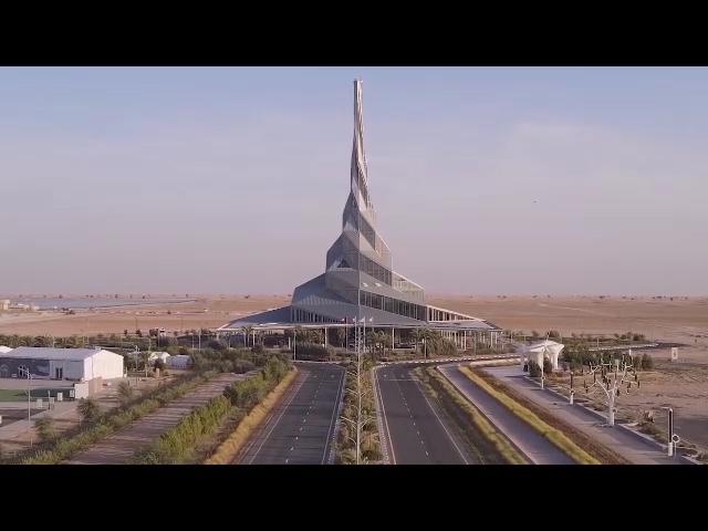 DEWA Innovation Centre and 800MW 3rd phase of the Mohammed bin Rashid Al Maktoum Solar Park inaugurated (Video: AETOSWire)