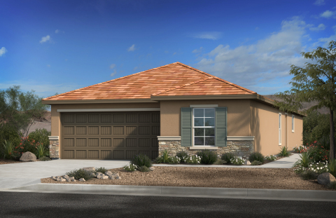 KB Home announces the grand opening of Entrada Del Rio, a new-home community located in the premier Rancho Sahuarita master plan. (Photo: Business Wire)