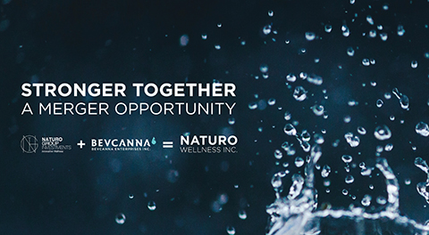 BevCanna Proposes to Acquire Naturo Group.