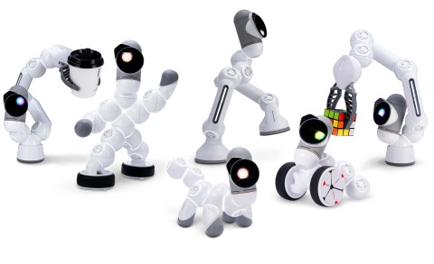KEYi Tech, an innovative robotics company with expertise in designing and developing STEAM educational robots, invites the young and young-at-heart to build, program and play with its innovative, intelligent STEAM coding robot called ClicBot, now available in the U.S. market on Amazon and at select b8ta experiential stores nationwide. (Photo: Business Wire)