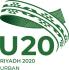 """沙特阿拉伯Urban20主席用意大利语""""Buona Fortuna""""祝福意大利担任2021年Urban20轮值主席国好运"""