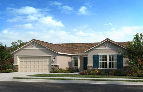 KB Home announces the grand opening of Fielding Cottages and Fielding Villas, its latest new-home communities in Madera, California. (Photo: Business Wire)