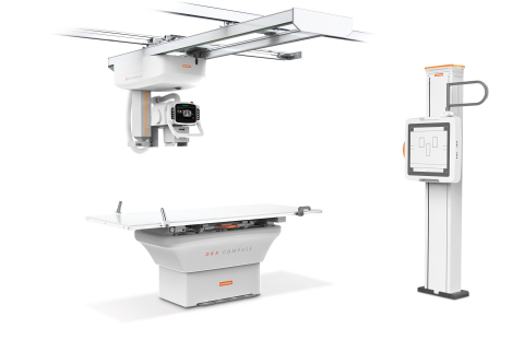 CARESTREAM DRX-Compass X-ray System (Photo: Business Wire)
