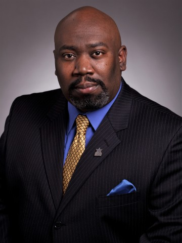Headshot of Dr. Darrin Q. Rankin (Photo: Business Wire)