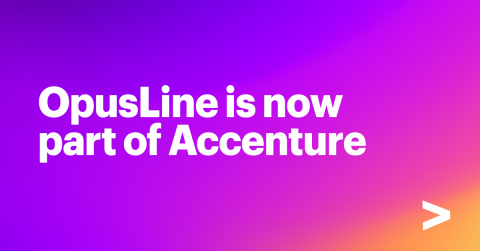 OpusLine is now part of Accenture (Photo: Business Wire)