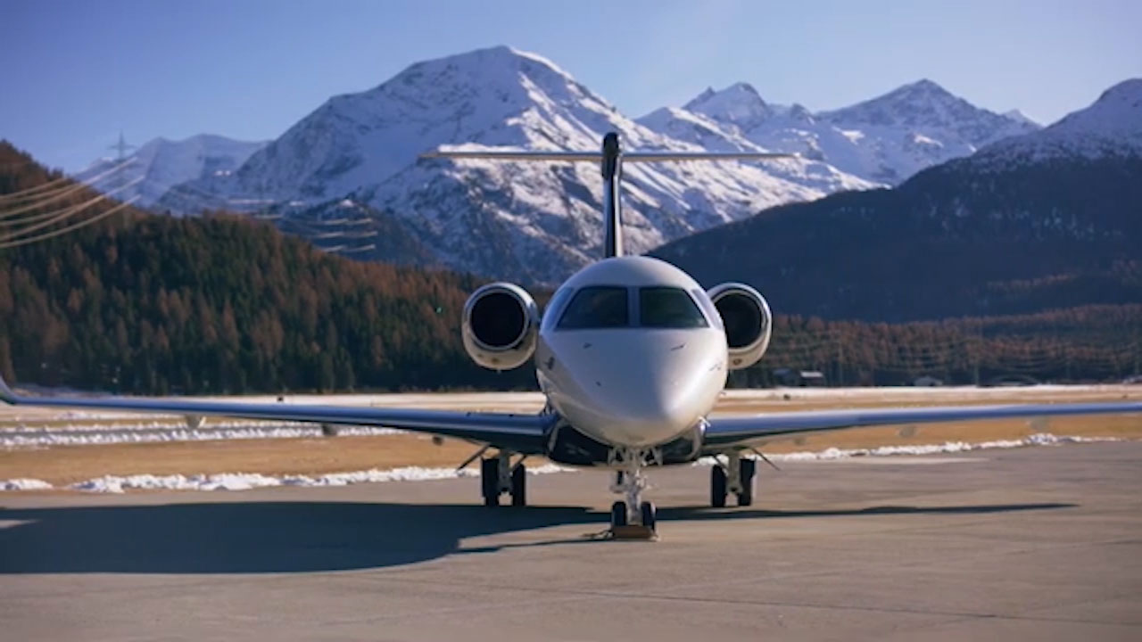 Flexjet advances their European expansion with delivery of first Embraer Praetor 600 bolstering European-based fleet.