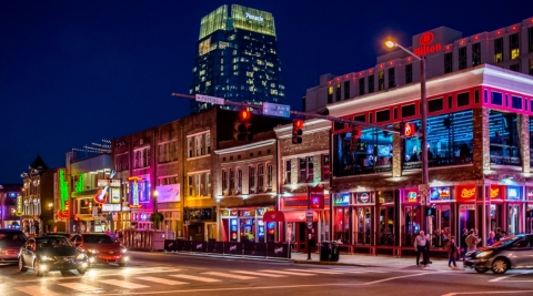 Nashville, Tennessee (Photo: Business Wire)