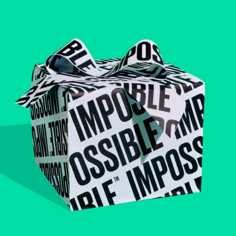 """""""Buy Impossible Burger, Give Impossible Burger"""" campaign. (Photo: Business Wire)"""