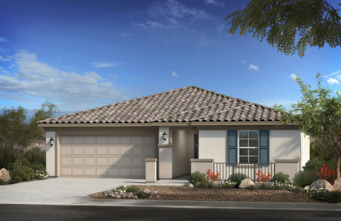 KB Home announces the grand opening of Santolina at South Mountain, its latest new-home community in Phoenix, Arizona. (Photo: Business Wire)