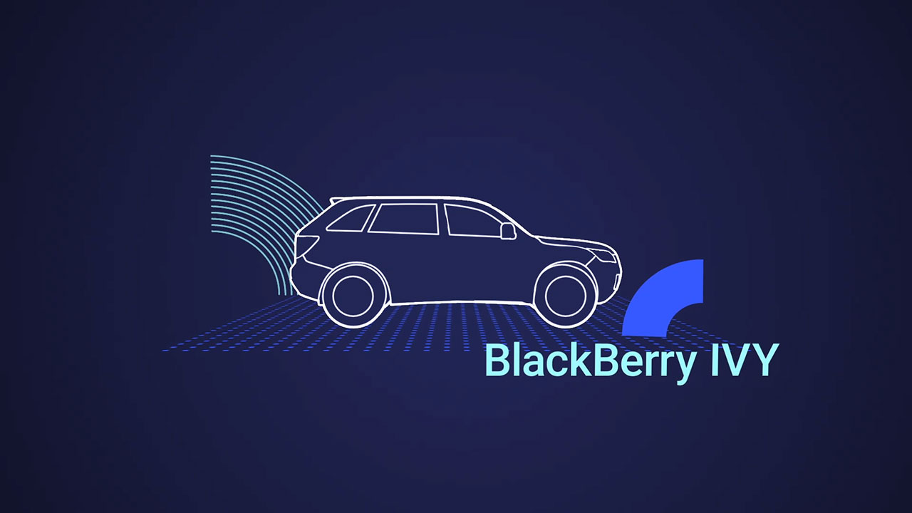 BlackBerry IVY will help automakers create personalized driver and passenger experiences and improve operations of cloud-connected vehicles with new BlackBerry QNX and AWS technology.