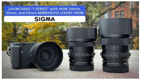 Sigma Lenses (Photo: Business Wire)
