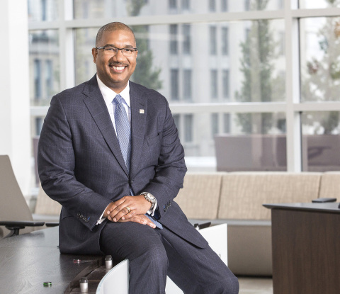 Fifth Third Bank Executive Vice President Kala Gibson, chief enterprise corporate responsibility officer & head of Business Banking. (Photo: Business Wire)