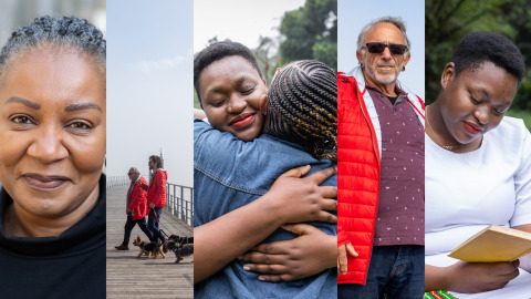 ViiV Healthcare and Shutterstock Studios unite to tackle outdated perceptions of HIV with 'HIV in View' - a first-of-its-kind online HIV photography gallery (Photo: Business Wire)