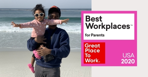 This year, Asana was recognized for its industry leading approach to providing a best in class experience for working parents and caregivers, and creating a people-first culture. (Photo: Business Wire)