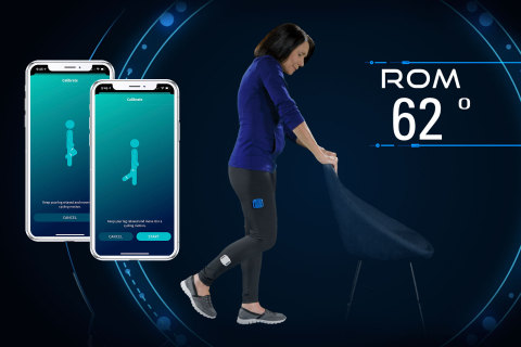 Exactech's new Active Intelligence technology will help surgeons better engage with joint replacement patients throughout the journey of care with patient wearables and digital communication tools. (Graphic: Business Wire)