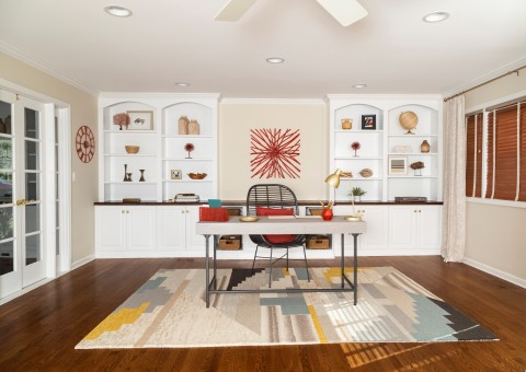 Closely watching and analyzing home décor trends, Rust-Oleum's color experts have selected 10 thoughtfully curated options and placed them into three distinct palettes. (Photo: Business Wire)